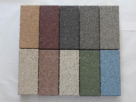 陶瓷颗粒透水砖报价