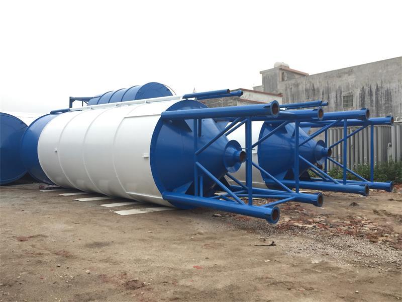 在哪能買到優惠的80噸水泥罐 散裝水泥倉生產廠家