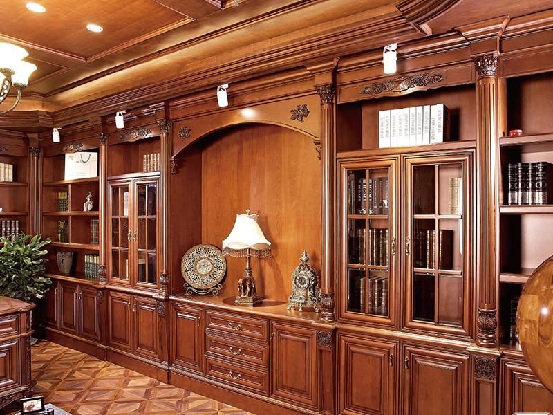 全屋家具书柜定制