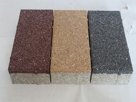 陶瓷颗粒透水砖批发