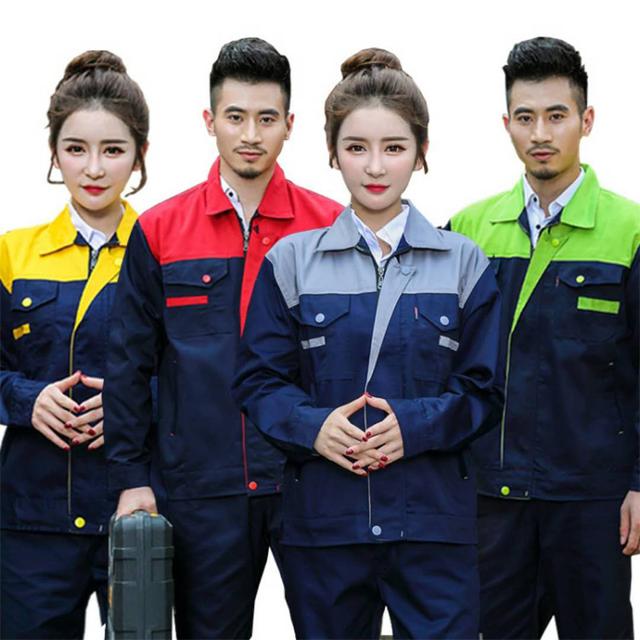 徐州冬季工装定做公司:几款冬季服装搭配