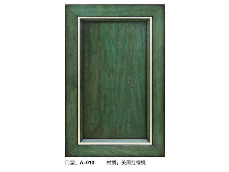 橡木橱柜A-010