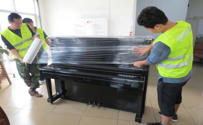 口碑好的钢琴搬运服务就在南京喜庆搬家-南京搬家公司咨询