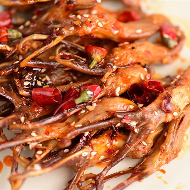 厦门吃货王供应销量好的麻辣鸭舌 漳州麻辣鸭舌头多少钱
