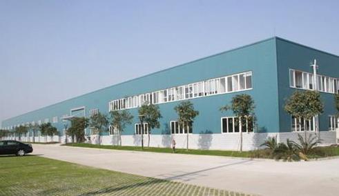 河南信阳钢结构厂房