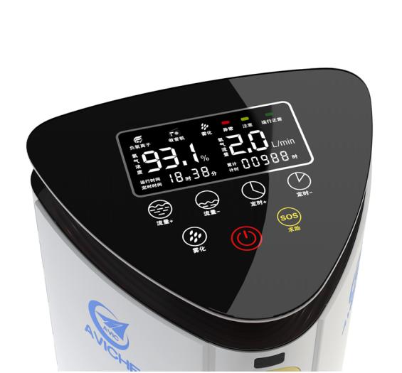 想买抢手的A15家用老人吸氧机,就来航电中和山东医疗技术|河南制氧机