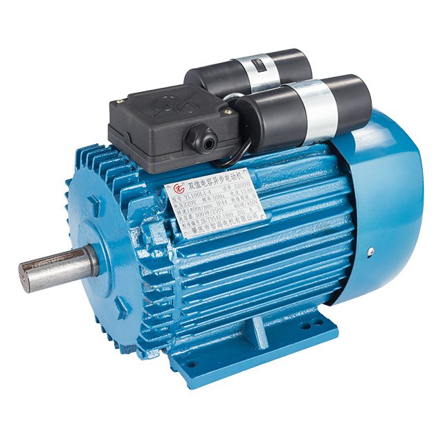 单相电容运转异步电动机