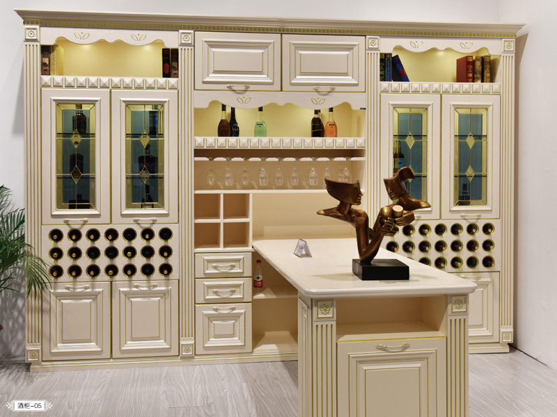 高水平的全屋家具定制服务当选汉唐木业|家具定制公司