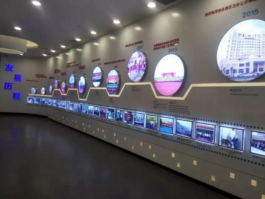 企业年会策划-肇庆企业展厅装修工程找景豪