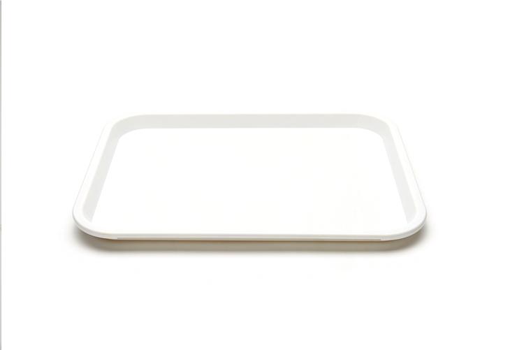 专业供应肇庆中号托盘yuefs016白色_塑料托盘制造企业
