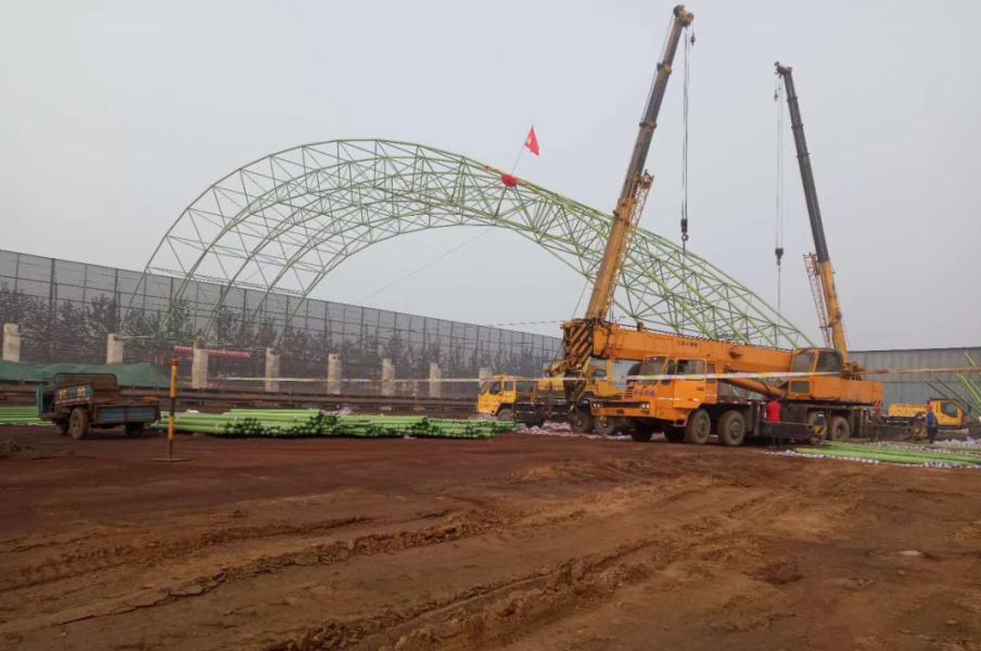 三门峡钢结构工程