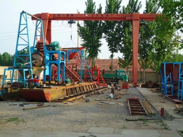青州市瀚东环保设备有限公司之沙场专用洗沙设备
