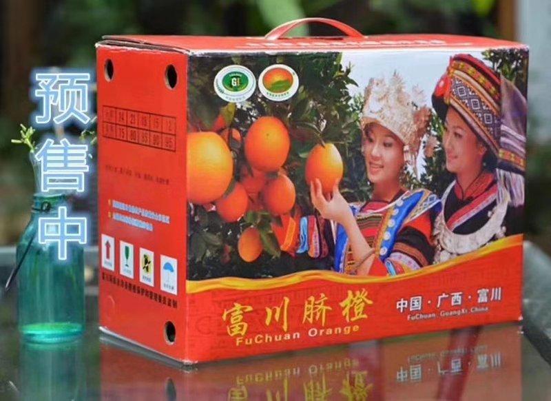 富川脐橙礼品