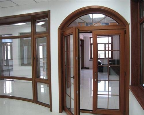 铝木复合门窗关于漆料的那些事儿