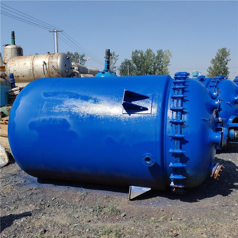 物超所值的二手反应釜推荐-二手3000L不锈钢反应釜