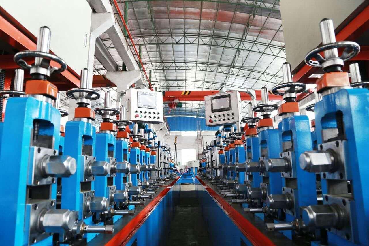 不锈钢焊管机厂家