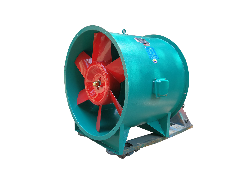 防烟防火阀生产商家_口碑好的轴流式消防排烟风机供销