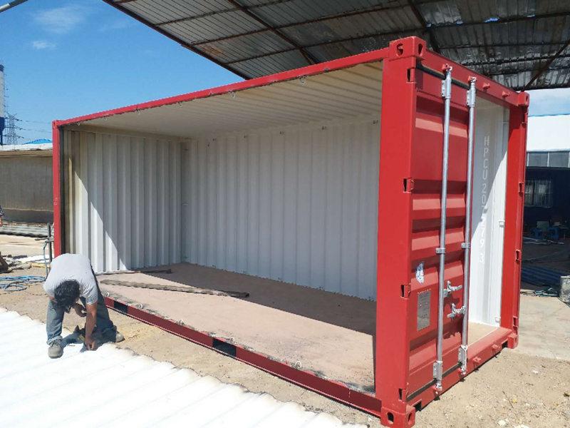 青岛高质量的侧开门集装箱出售 销售侧开门集装箱