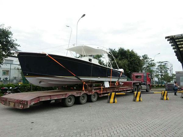 船泊游艇运输