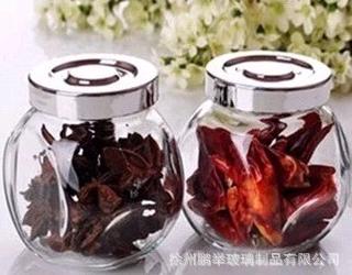 销量好的蜂蜜瓶鹏举玻璃优惠供应-蜂蜜瓶市场行情