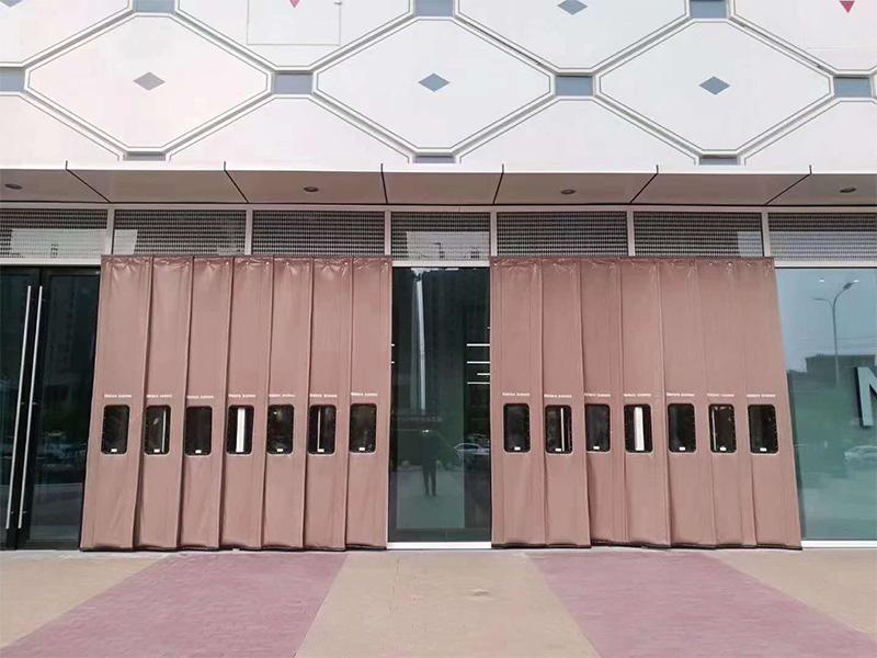 南京划算的棉门帘供应-厂家直供保温门帘厂家