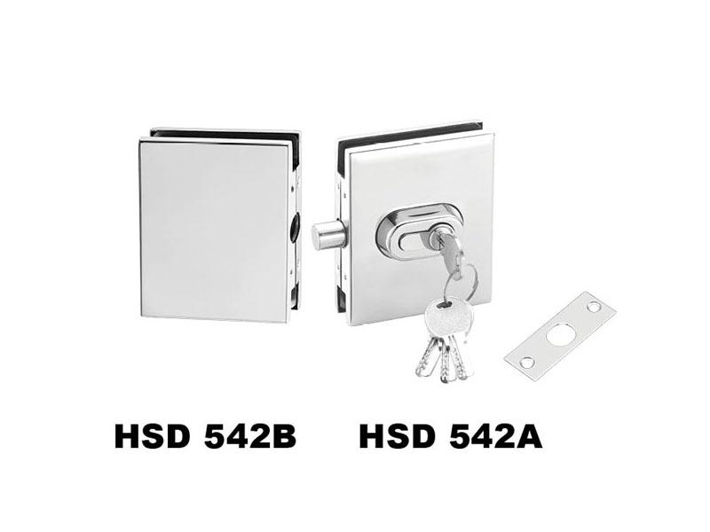 小玻璃门夹|供应广东价格合理的玻璃门锁