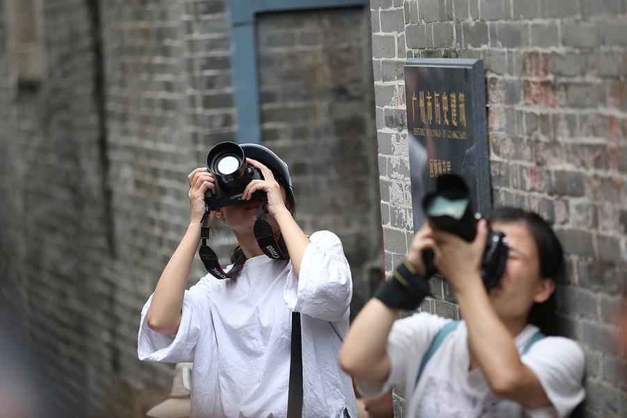 广州摄影培训教您外出拍摄的技巧