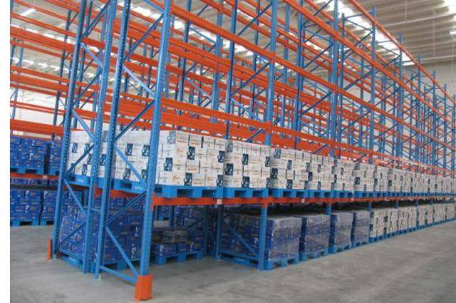 厂家谈重型货架防止变形的方法
