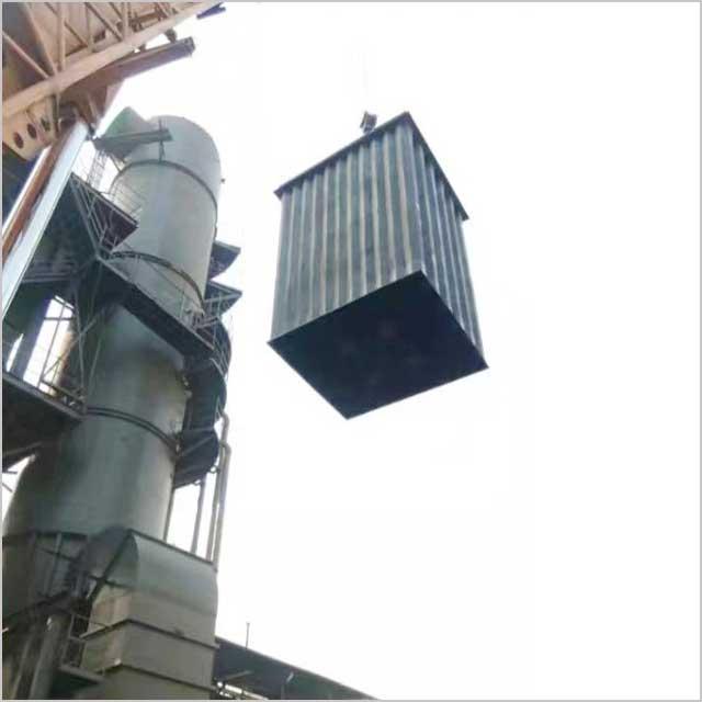 湿式静电除(雾)器