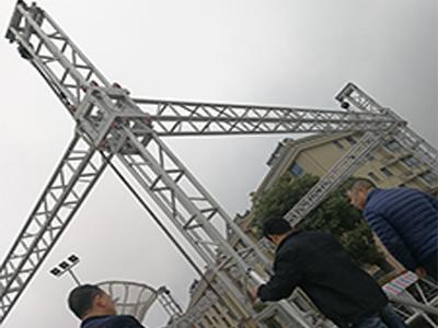 异形铝合金桁架