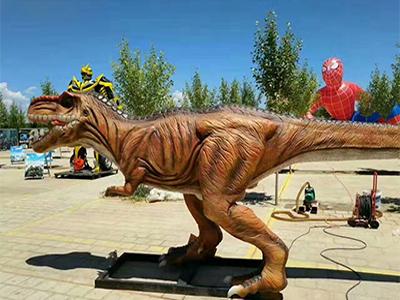 玻璃钢恐龙