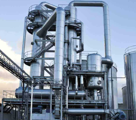 MVR含盐废水蒸发器