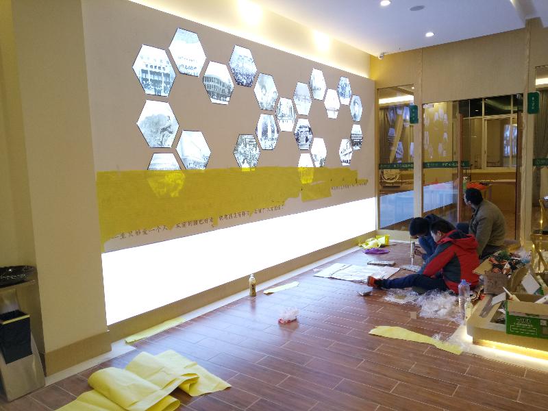 广东企业展厅装修价格,企业展厅装修工程