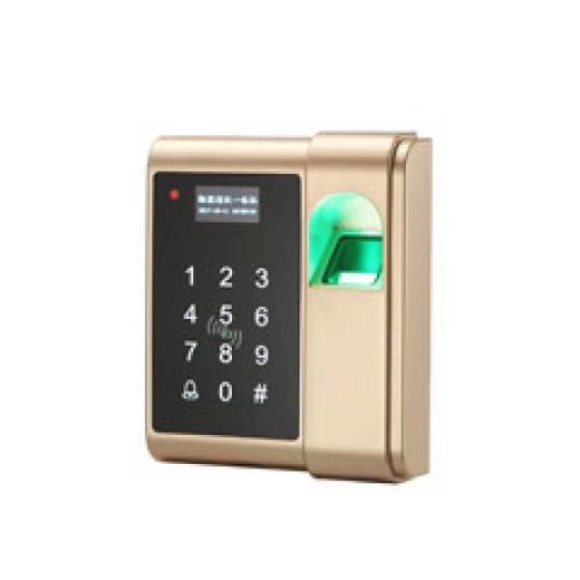 指纹密码门禁