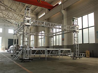 舞台桁架整体