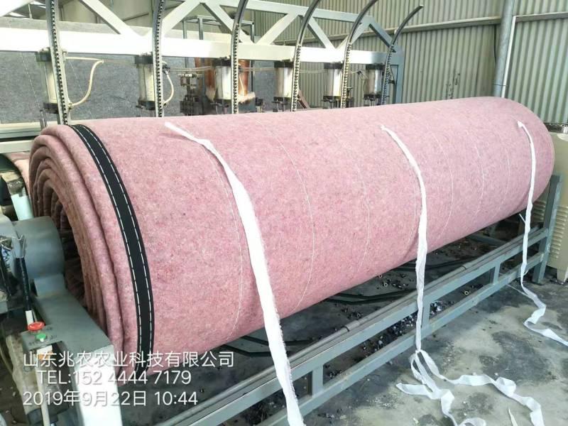 生产定做各种材料大棚棉被