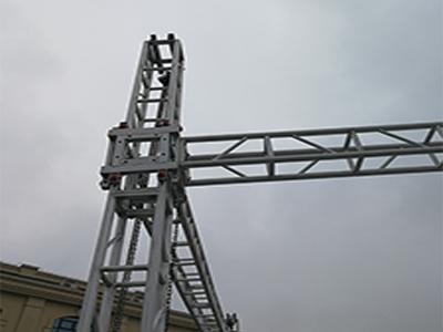 无锡铝合金桁架