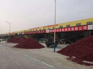 临颍辣椒市场