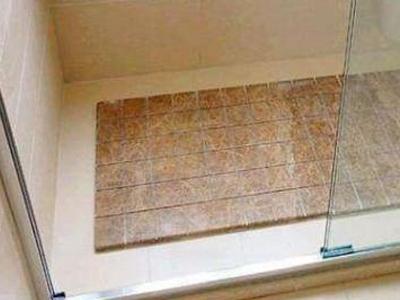 衛生間安裝大理石,安全又實用,后悔現在才知道啊!