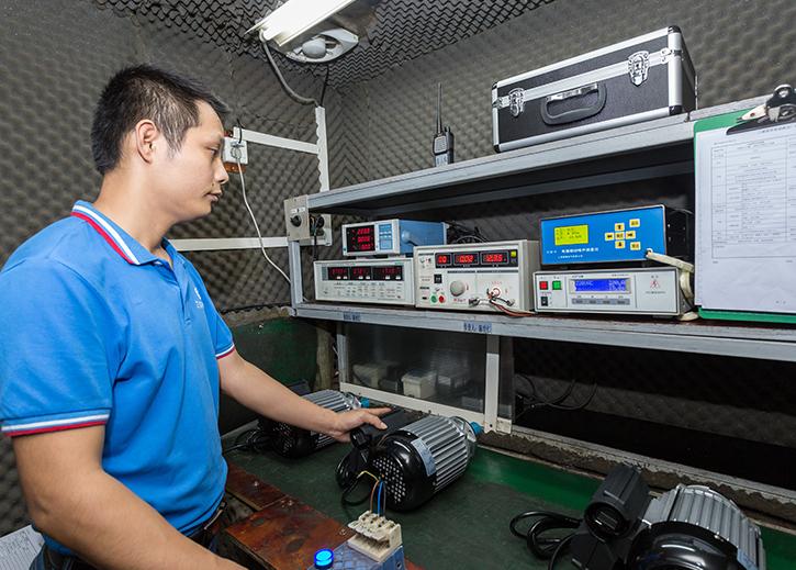 噪音耐压测试室