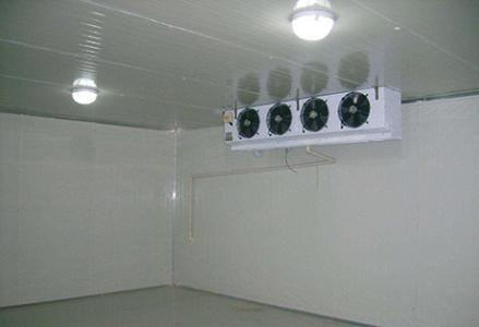 广州海鲜冷库工程