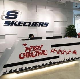 斯凯奇公司圣诞包装