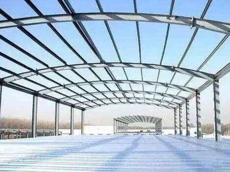 钢结构厂房渐渐成为现在厂房的主流