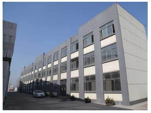 郯城东方红新型建材有限公司之AAC砌块
