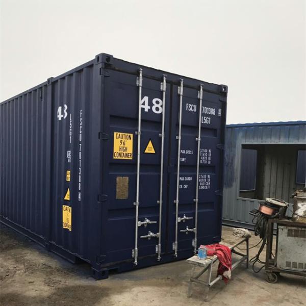 48HQ集装箱