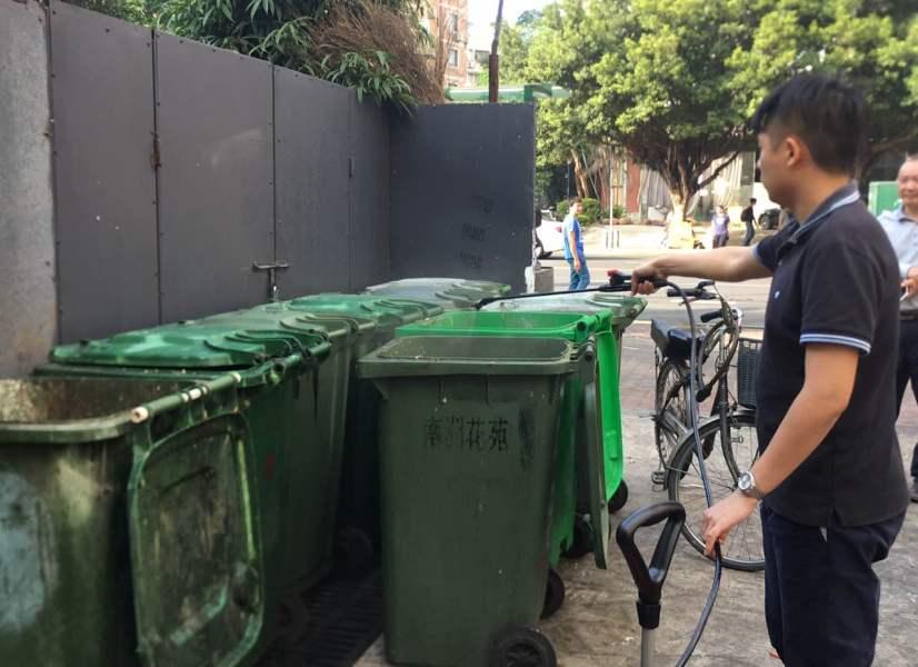 垃圾场除臭剂