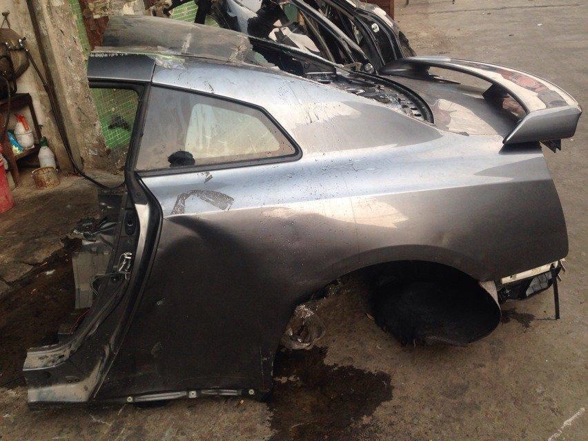 GTR后杠选哪家_有品质的GTR汽车零件配件及拆车件推荐