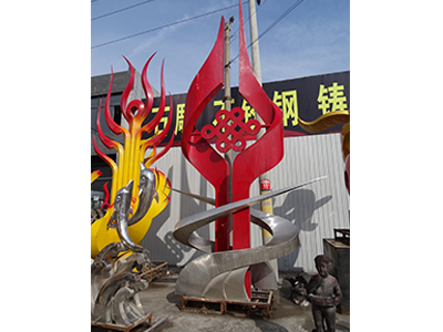 专业的不锈钢雕塑制作-浙江不锈钢雕塑厂家直销