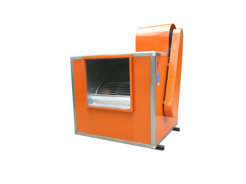 消防高温排烟风柜采购商 报价合理的离心式消防排烟风柜雄健通风设备供应