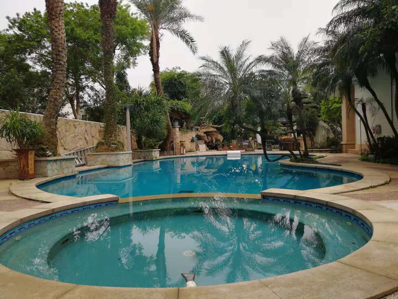 游泳池设计施工
